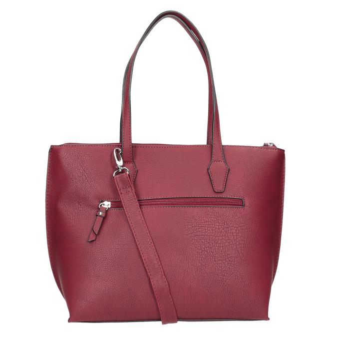 Dámska červená kabelka gabor-bags, červená, 961-5059 - 16