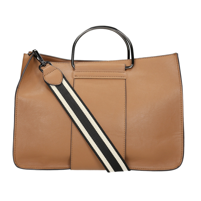 Hnedá dámska kabelka bata, hnedá, 961-3174 - 16