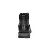Pánska zimná obuv s výraznou podrážkou bata, čierna, 896-6668 - 17