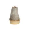 Dámske kožené Desert Boots bata, šedá, 593-2608 - 17