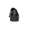 Kožené pánske poltopánky vagabond, čierna, 824-6026 - 16