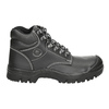 Pánska pracovná obuv Stockholm 2 KN S3 bata-industrials, čierna, 844-6645 - 26