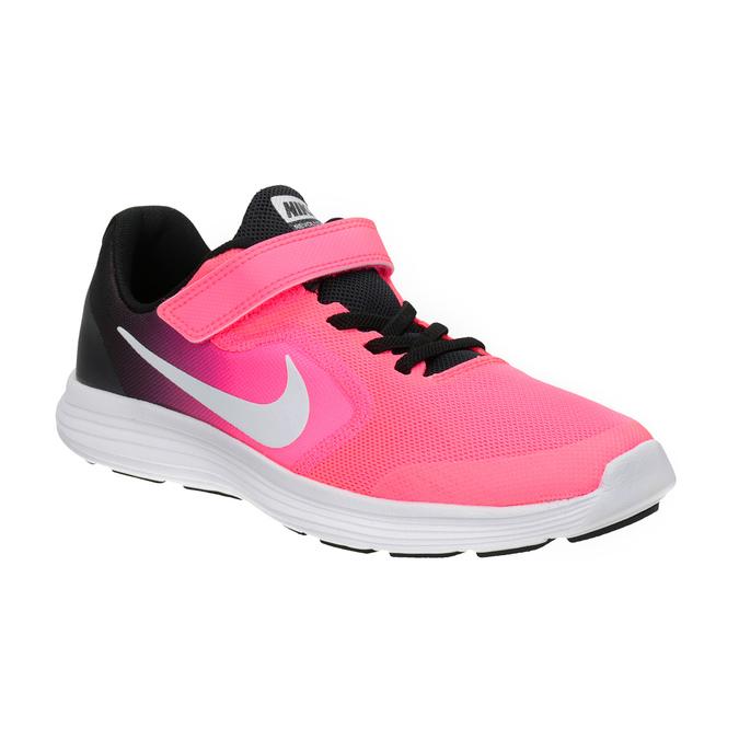Ružové dievčenské tenisky nike, ružová, 309-5132 - 13