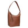 Kožená dámska kabelka bata, hnedá, 964-4274 - 13