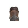 Kožená členková obuv v Outdoor štýle merrell, hnedá, 806-4569 - 16