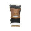 Detská zimná obuv na suchý zips icepeak, hnedá, 399-3018 - 16