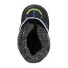 Zimná detská obuv bubblegummers, modrá, 193-9601 - 26