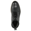 Kožená zimná členková obuv bata, čierna, 896-6685 - 26