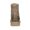 Hnedá kožená členková obuv weinbrenner, 896-8702 - 16