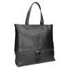 Dámska Shopper kabelka bata, čierna, 961-6820 - 13