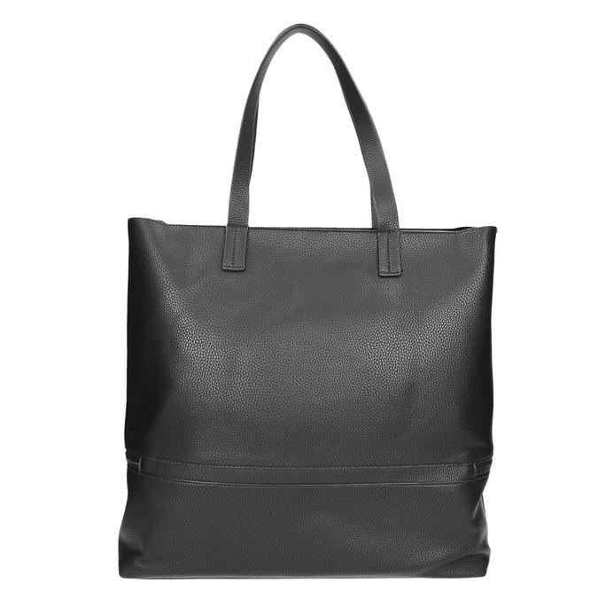 Dámska Shopper kabelka bata, čierna, 961-6820 - 26
