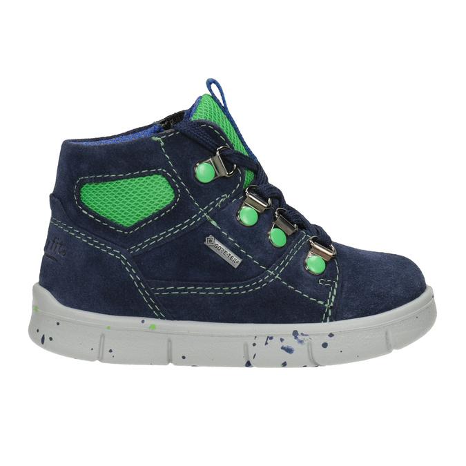 Členková detská obuv superfit, modrá, 113-9029 - 26