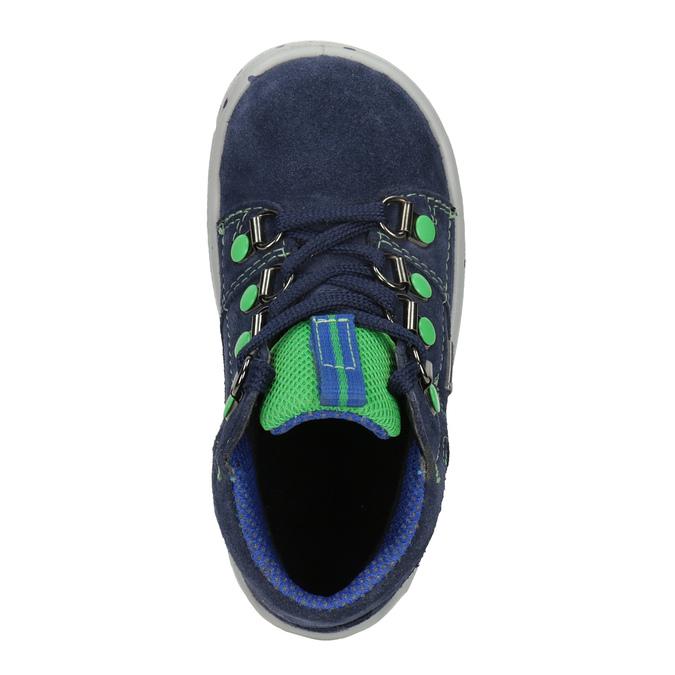 Členková detská obuv superfit, modrá, 113-9029 - 15