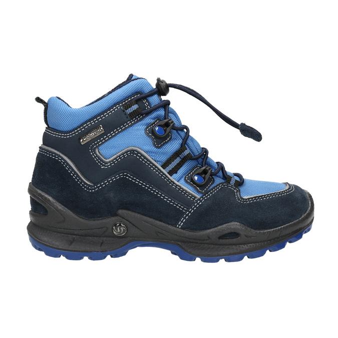 Detská zimná obuv mini-b, modrá, 293-9614 - 15