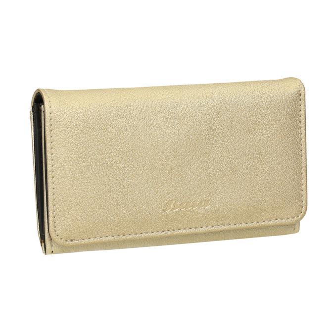 Dámska peňaženka so zipsovým vreckom bata, 941-8156 - 13