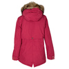 Červená dámska bunda s kapucou bata, červená, 979-5177 - 26