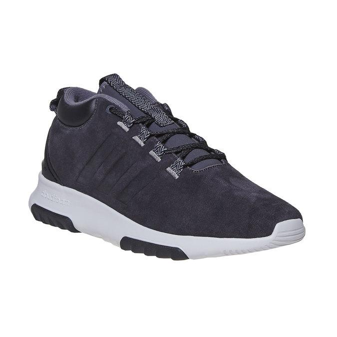 Kožené pánske tenisky adidas, čierna, 803-6202 - 13