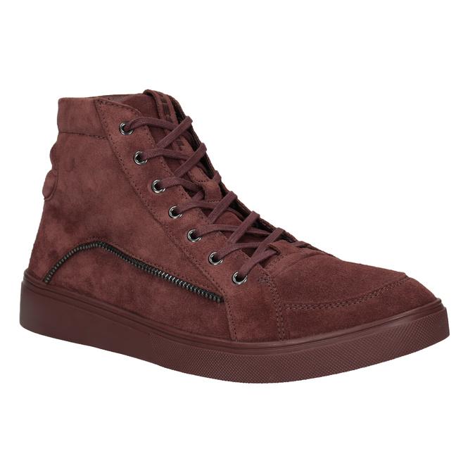 Členková pánska obuv diesel, červená, 803-5629 - 13