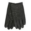 Kožené čierne rukavice bata, čierna, 904-6130 - 13