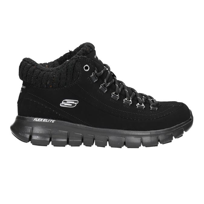 Dámska členková obuv skechers, čierna, 501-6314 - 16