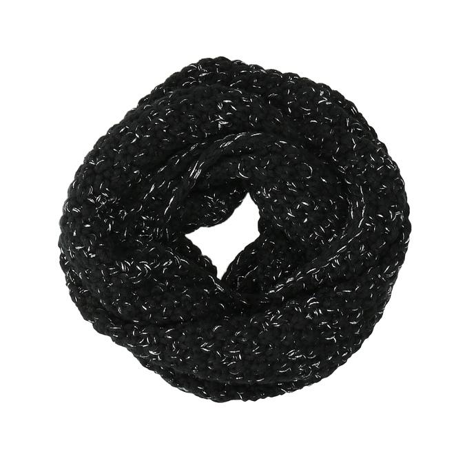 Darčekový set  kruhového šálu a čiapky bata, viacfarebné, 909-0170 - 19