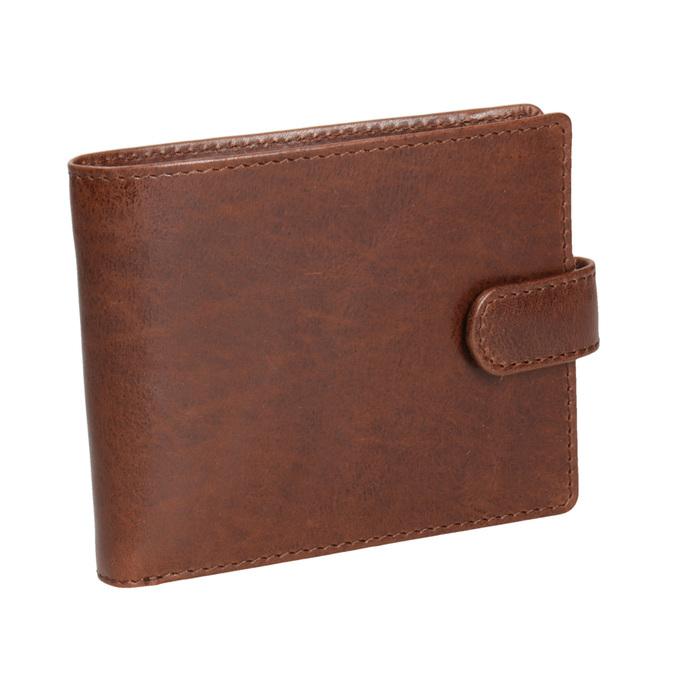Darčekové balenie kožený opasok a peňaženka bata, hnedá, 954-4200 - 26