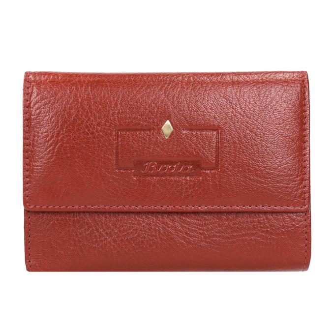 Kožená dámska peňaženka bata, červená, 944-5189 - 26