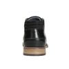 Členková pánska obuv bata, čierna, 826-6926 - 16
