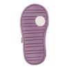 Členkové detské tenisky so vzorom bubblegummers, fialová, 121-9618 - 17