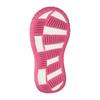 Členková detská obuv s výšivkou bubblegummers, šedá, 121-2619 - 17
