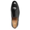 Pánske kožené mokasíny bata, čierna, 814-6626 - 15