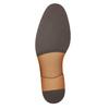 Modré kožené poltopánky bata, modrá, 826-9997 - 17
