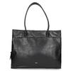 Kožená dámska kabelka royal-republiq, čierna, 964-6066 - 26