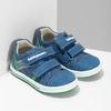 Modré detské ležérne tenisky bubblegummers, modrá, 111-9625 - 26
