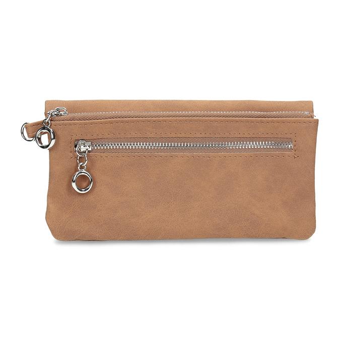 Hnedá dámska peňaženka bata, 941-4215 - 16