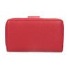 Červená dámska peňaženka bata, červená, 941-5160 - 16