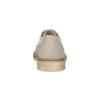 Kožené dámske Oxford poltopánky s Brogue zdobením bata, 526-8653 - 15