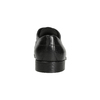 Celokožené pánske poltopánky bata, čierna, 824-6733 - 15