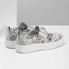 Dámska kožená Slip-on obuv bata, biela, 536-1608 - 16