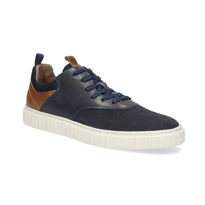 Ležérne kožené tenisky bata, 843-9637 - 13