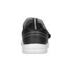 Detské tenisky s elastickým remienkom mini-b, čierna, 319-6152 - 16