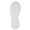 Detské tenisky s elastickým remienkom mini-b, čierna, 319-6152 - 17
