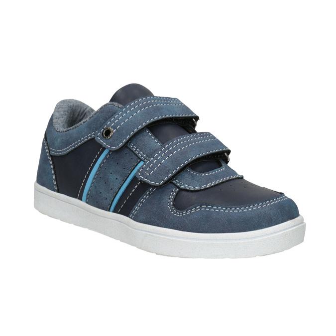 Modré detské tenisky mini-b, 411-9101 - 13