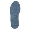 Detské tenisky s kamienkami mini-b, modrá, 329-9348 - 17