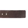 Hnedý pánsky kožený opasok bata, hnedá, 954-4205 - 16