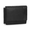 Pánska kožená peňaženka bata, čierna, 944-6209 - 13