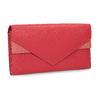 Dámska kožená peňaženka bata, červená, 944-5211 - 13