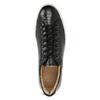 Pánske kožené tenisky bata, čierna, 844-6648 - 17