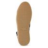 Tenisky s výšivkou a mašľou pepe-jeans, čierna, 549-6075 - 18