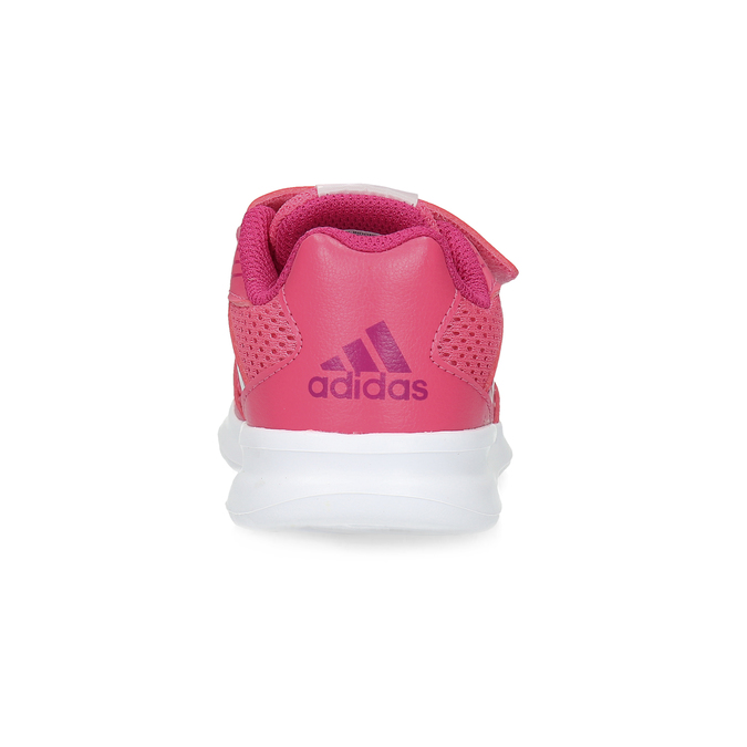 Ružové detské tenisky adidas, ružová, 109-5147 - 15